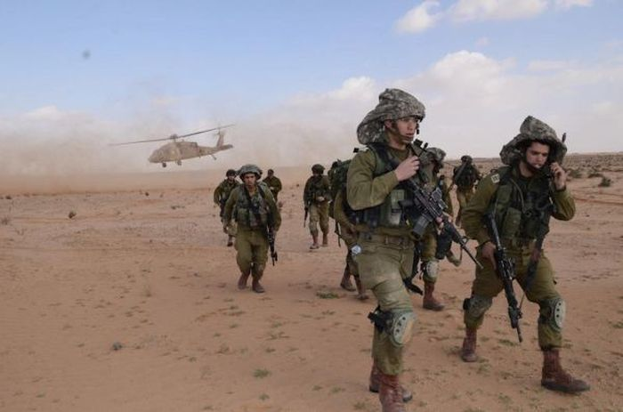 армия обороны израиля фото