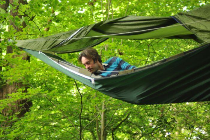 Необычная палатка (7 фото)