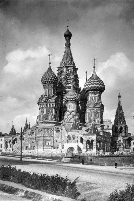 Москва 30-х годов (55 фото)