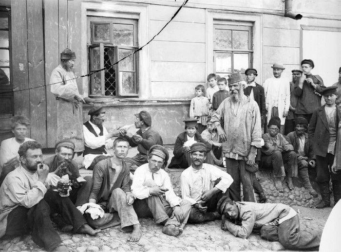 Простолюдины 19 века (107 фото) » Триникси