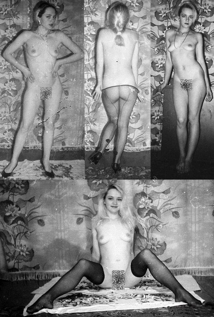 Эротика 90-х годов (11 фото)