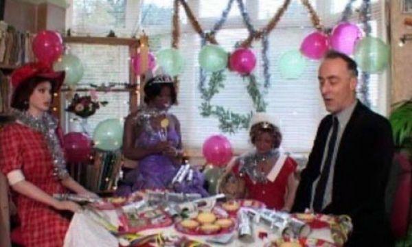 Свадьба с куклой (12 фото)