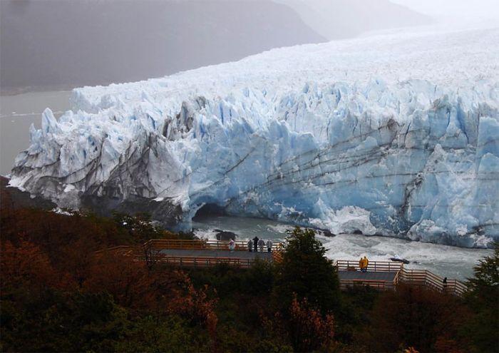 Ледник Перито-Морено (9 фото)