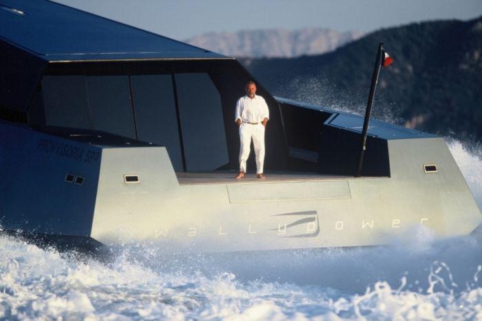Удивительная яхта 118 WallyPower (43 фото)