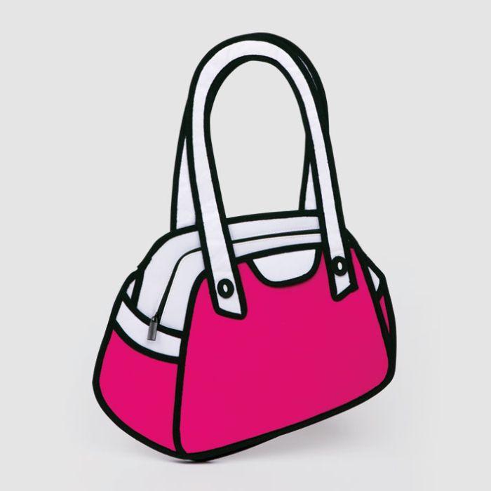 Рисованные сумки. интересно, у нас такие продаются?