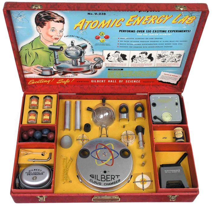 Изобретения, содержащие радиацию (12 фото)