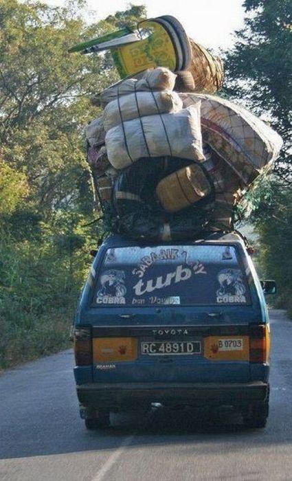 Только в Африке (28 фото)