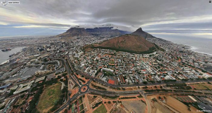 Красивейшие фотографии городов (27 фото)