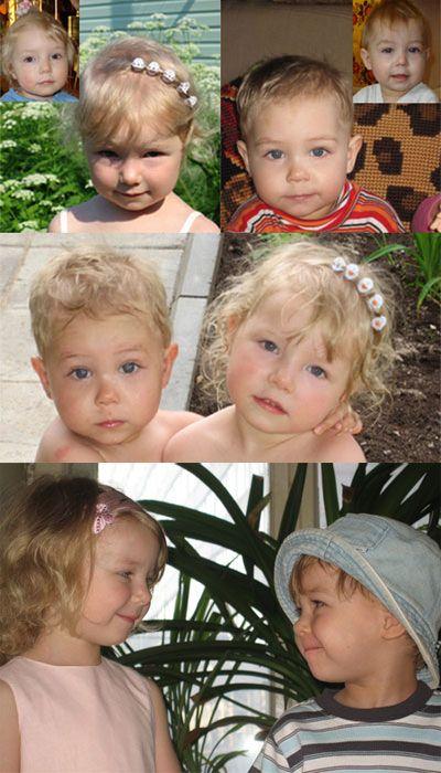 До и после детдома (67 фото)