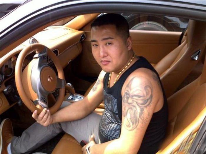 Фотографии китайского бандита (23 фото)