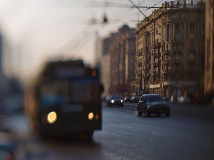 Игрушечная Москва (32 фото)
