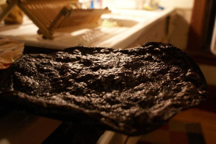 Забытая пицца (6 фото)