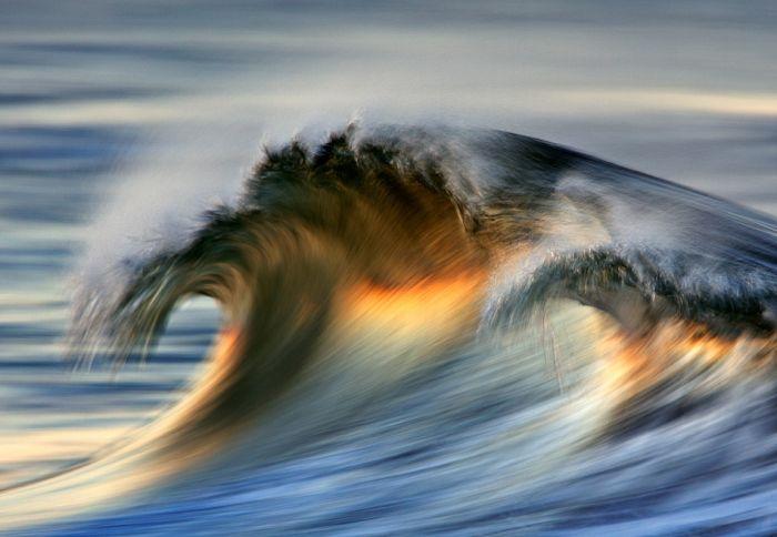 Красивые волны (61 фото)