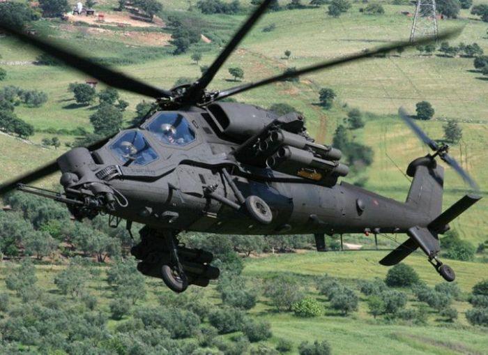 Вертолет А129 (35 фото)