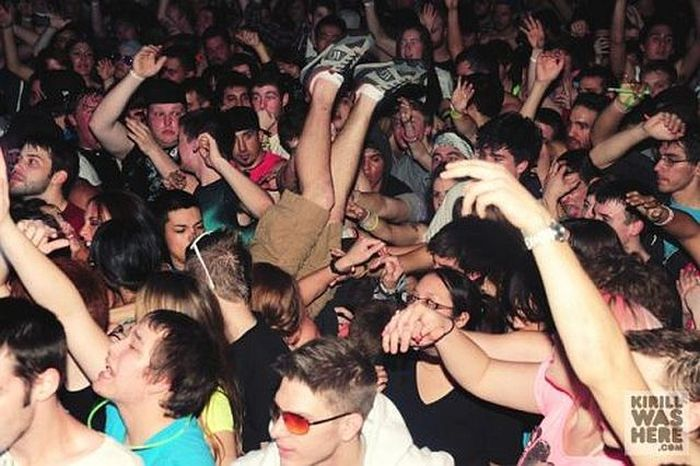 Фотографии вечеринок (45 фото)