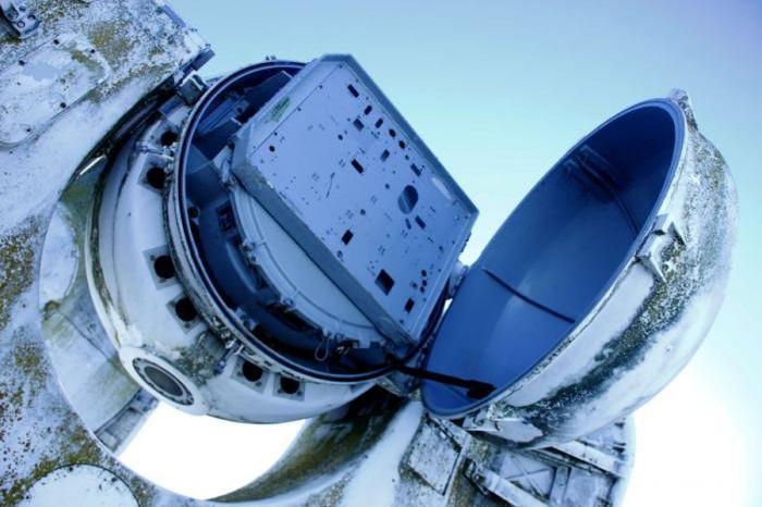 Брошенная станция NASA (47 фото)