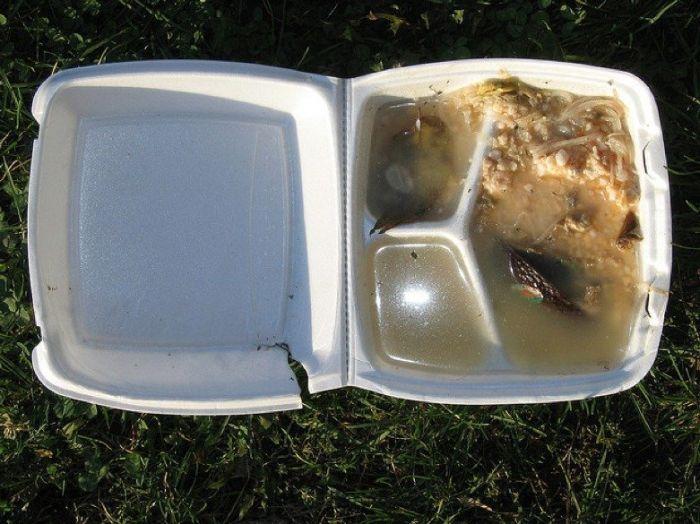 Картинки, которые отбивают аппетит. Часть 2 (47 фото)