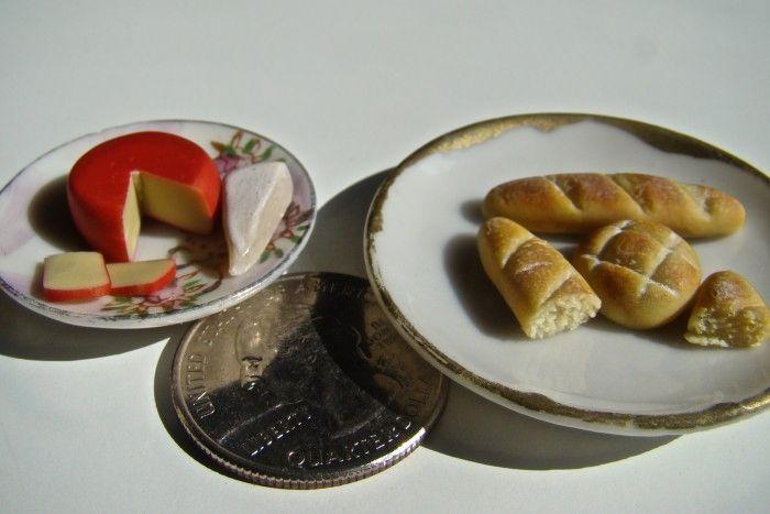 Миниатюрная еда (30 фото)