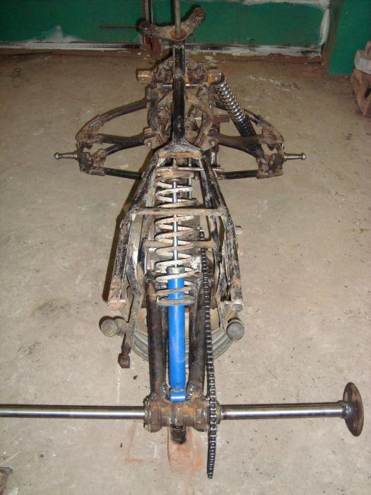 Квадроцикл своими руками (43 фото)