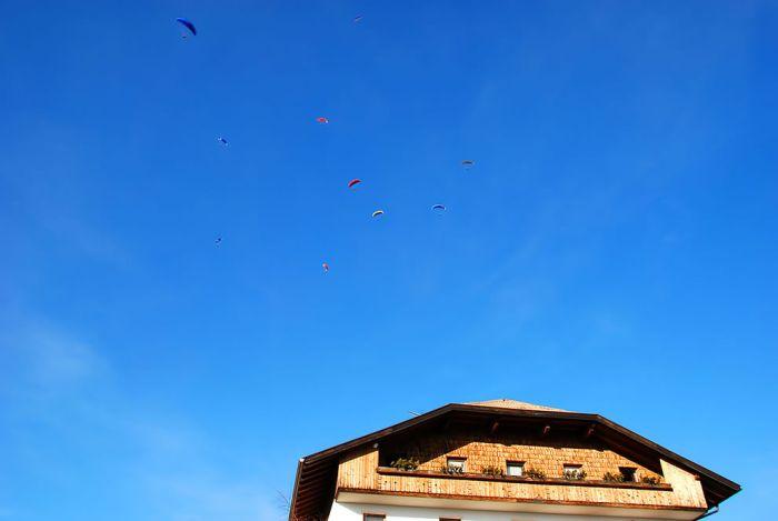 Люди, которые умеют летать (41 фото)