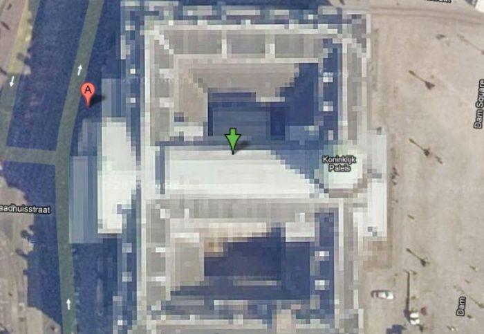 Запрещенные локации на Google Maps (10 фото)