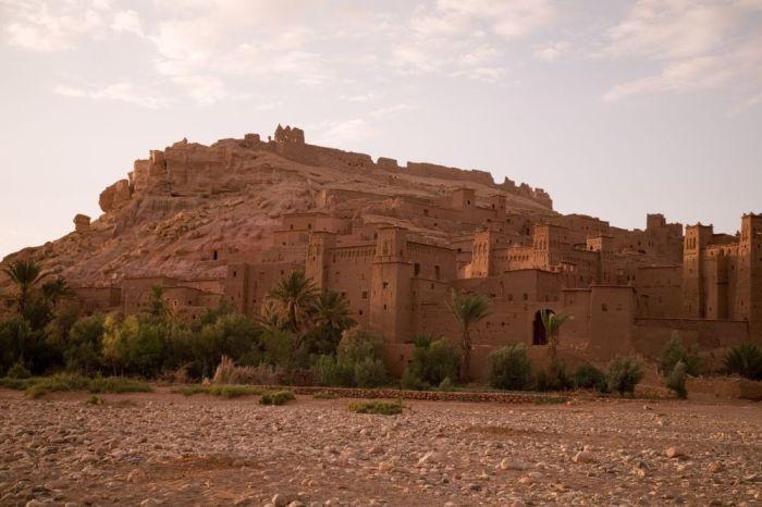 Айт-Бен-Хадду - место, знакомое каждому (25 фото)