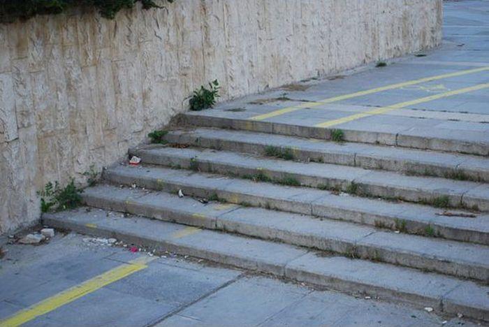 Велосипедные дорожки в Болгарии (12 фото)