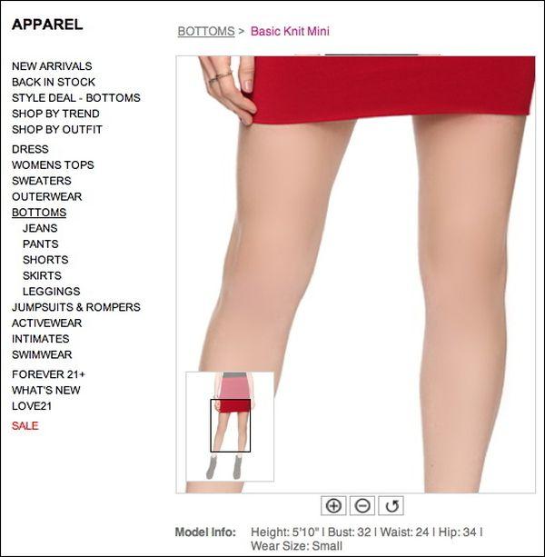 Женщины без коленок (10 скриншотов)
