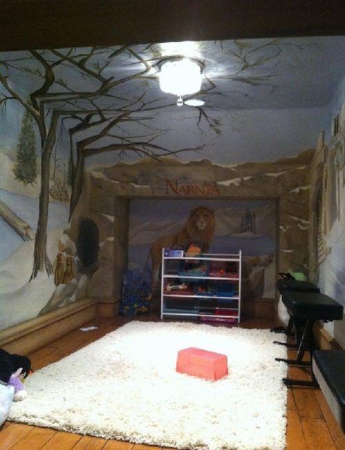 Лучшая детская комната (3 фото)