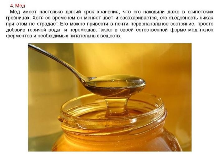 Долгохранящиеся продукты (6 фото)