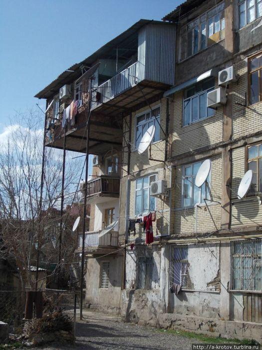 Город балконов - Нахичевань (30 фото)