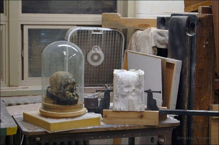 Как рождается скульптура (10 фото)