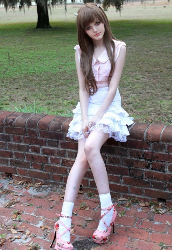 KotaKoti - кукла Барби из социальной сети (33 фото + 3 гифки)