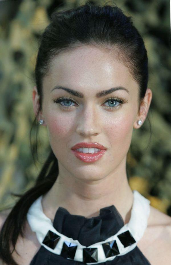 Как менялось лицо Меган Фокс с годами (20 фото)