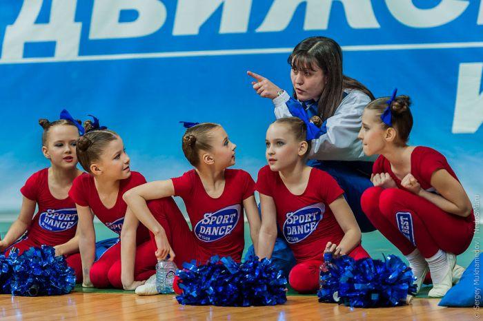 Черлидинг по-русски (59 фото)