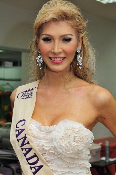 """Участницу конкурса """"Мисс Вселенная"""" дисквалифицировали (8 фото)"""