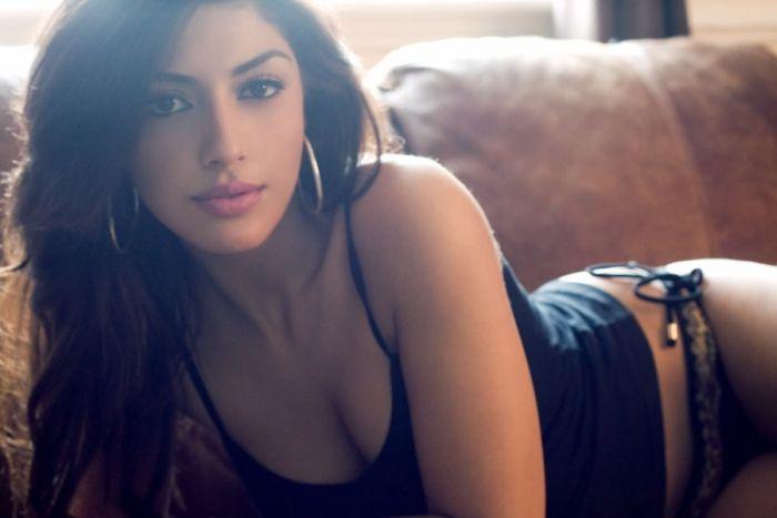 Красивые девушки (86 фото)