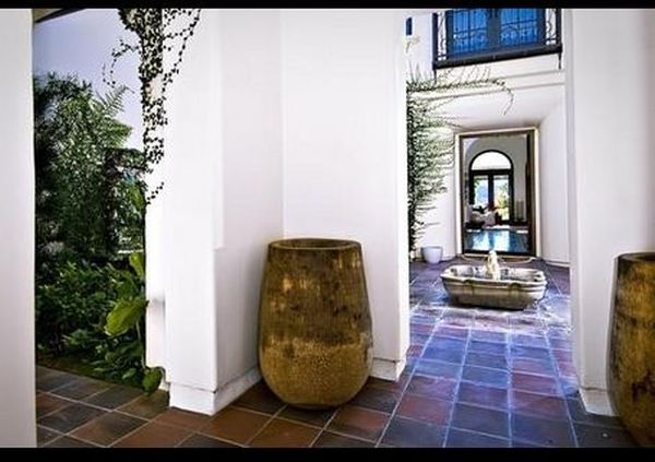 Дом Джастина Бибера (21 фото)
