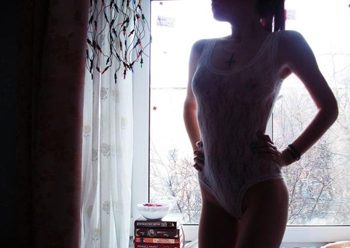 Русская красавица (9 фото)