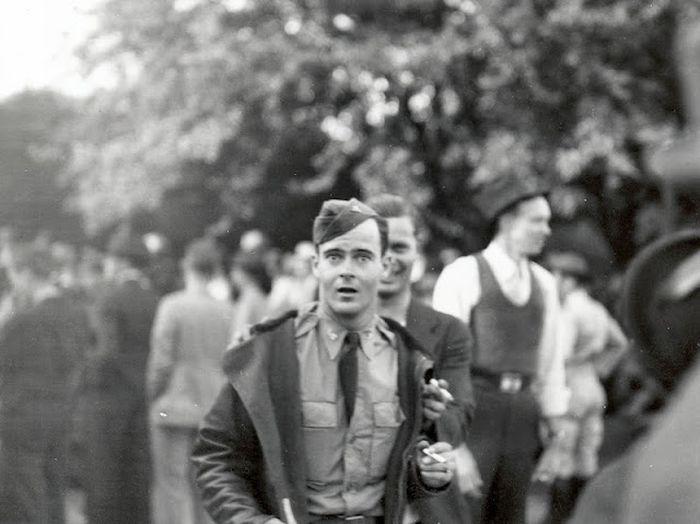 Зарубежные студенты 30-х годов (46 фото)