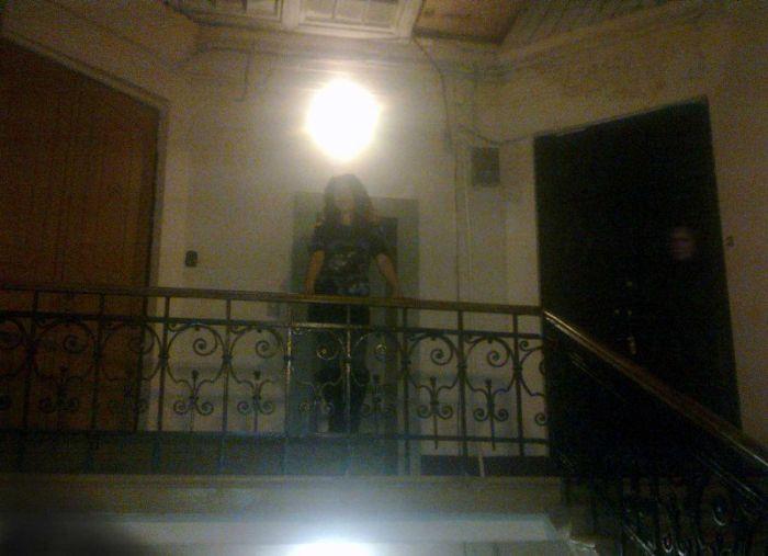 Призрак Людмилы Гурченко (3 фото)
