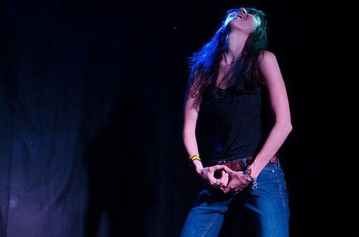 Соревнования по невидимому сексу (18 фото)