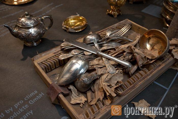Клад Нарышкиных (59 фото)