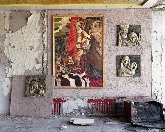 Следы Советской эпохи (23 фото)