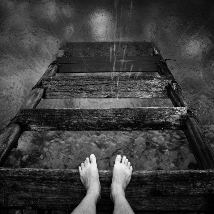 Красивые черно-белые фотографии от Хенгки Коентжоро (30 фото)