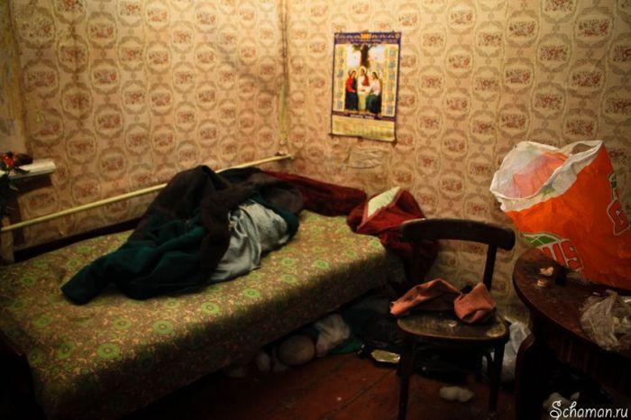 Выселенный дом (58 фото)