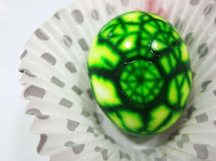 Оригинальные пасхальные яйца (13 фото)