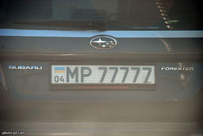 Индивидуальные автомобильные номера (37 фото)