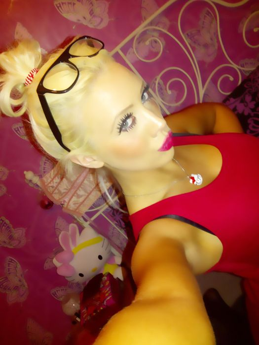 Настоящая кукла Барби (50 фото)
