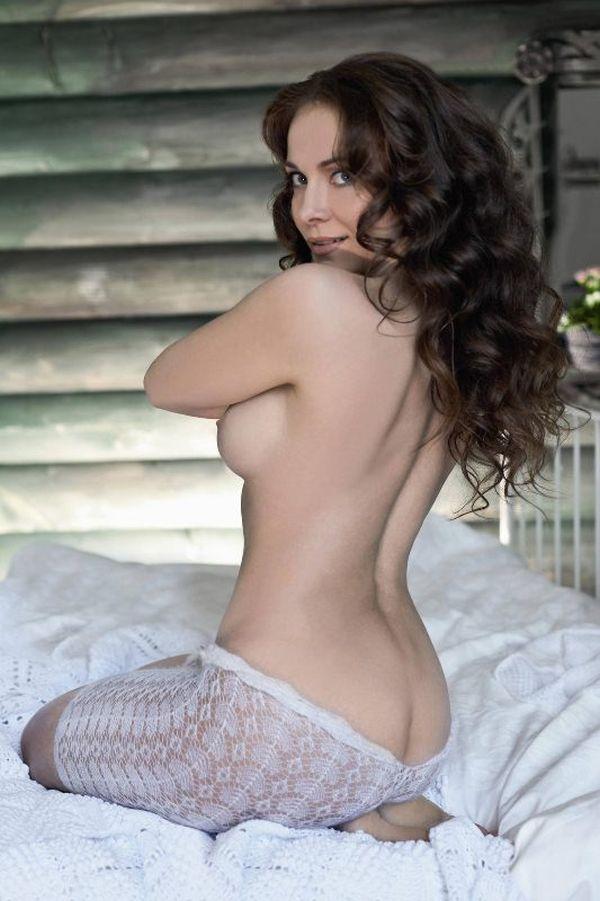 Екатерина Гусева снялась для Maxim (8 фото)